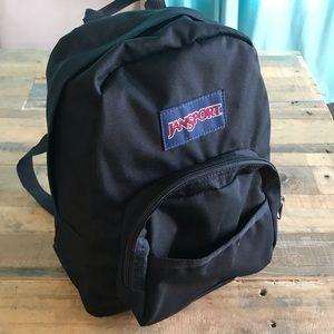 Jansport Black Mini Backpack
